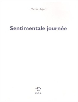 Couverture du livre : Sentimentale journée
