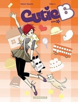 Couverture du livre : Cutie B, tome 2