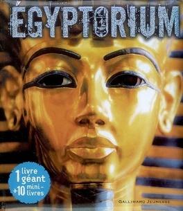 Couverture du livre : Egyptorium