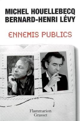 Couverture du livre : Ennemis publics