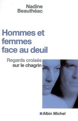 Couverture du livre : Hommes et femmes face au deuil : regards croisés sur le chagrin