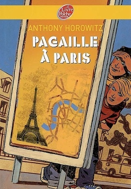 Couverture du livre : Les Frères Diamant, Tome 4 : Pagaille à Paris