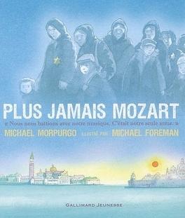 Couverture du livre : Plus jamais Mozart