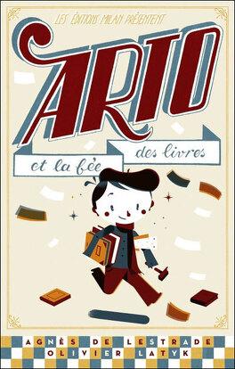 Couverture du livre : Arto et la fée des livres