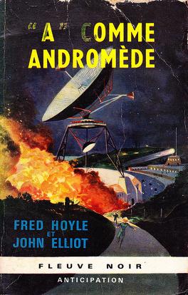 """Couverture du livre : FNA -281- """"A"""" comme Andromède"""