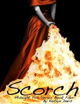 Couverture du livre : Midnight Fire, Tome 4 : Scorch