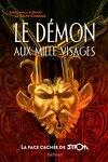 couverture Strom, Tome 2.5 : Le démon aux mille visages