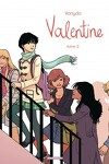 couverture Valentine, Tome 2