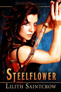 Couverture du livre : Steelflower Chronicles, Tome 1 : Steelflower