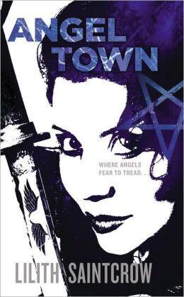Couverture du livre : Une Aventure de Jill Kismet, Tome 6 : Angel Town