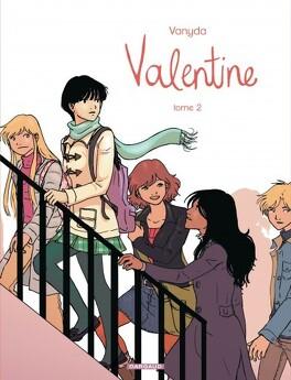 Couverture du livre : Valentine, Tome 2