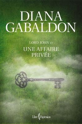 Couverture du livre : Lord John, Tome 1 : Une affaire privée
