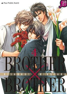Couverture du livre : Brother X Brother, Tome 4
