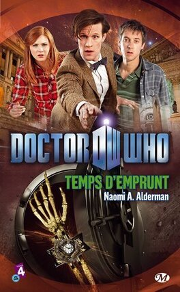 Couverture du livre : Doctor Who : Temps d'emprunt