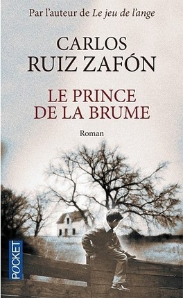 Couverture du livre : Le Cycle de la brume, tome 1 : Le Prince de la brume