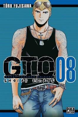 Couverture du livre : GTO - Shonan 14 days, tome 8