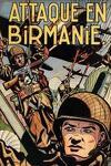 couverture Buck Danny, tome 6 : Attaque en Birmanie