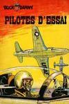 couverture Buck Danny, tome 10 : Pilotes d'essai