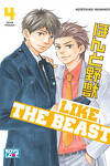 couverture Like The Beast, Tome 4