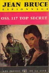 Couverture du livre : OSS 117 top secret