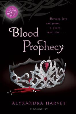 Couverture du livre : Outre-tombe, Tome 6 : Blood prophecy