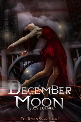Couverture du livre : The Raven Saga, Tome 2 : December Moon