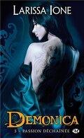 Demonica, Tome 3 : Passion Déchaînée