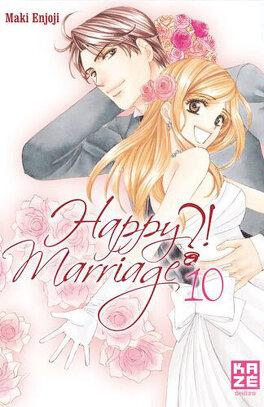 Couverture du livre : Happy Marriage ?!, Tome 10