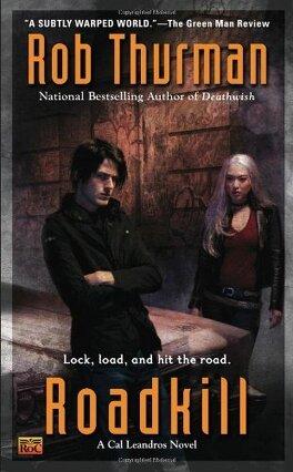 Couverture du livre : Cal Leandros, Tome 5 : Roadkill