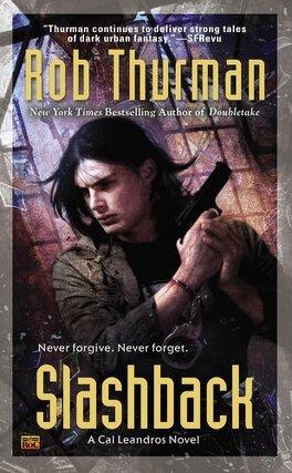 Couverture du livre : Cal Leandros, Tome 8 : Slashback