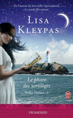 Couverture de Friday Harbor, Tome 3 : Le phare des sortilèges