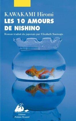 Couverture du livre : Les 10 amours de Nishino