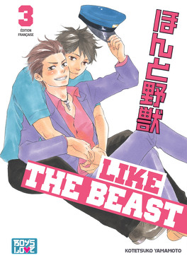 Couverture du livre : Like The Beast, Tome 3