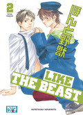 Like The Beast, Tome 2