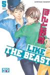 couverture Like The Beast, Tome 5