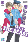 couverture Like The Beast, Tome 6
