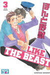 couverture Like The Beast, Tome 3