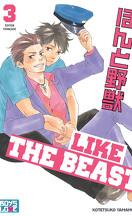 Like The Beast, Tome 3