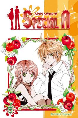 Couverture du livre : Special A, tome 5