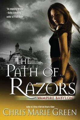 Couverture du livre : Vampire Babylon, Tome 5 : The Path of Razors