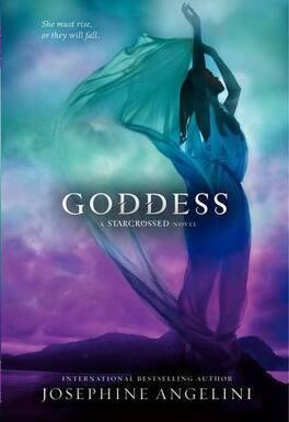 Couverture du livre : Starcrossed, tome 3 : Goddess