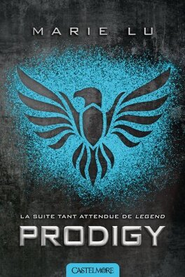 Couverture du livre : Legend, Tome 2 : Prodigy