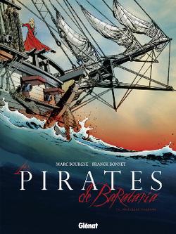 Couverture de Les Pirates de Barataria, tome 1 : Nouvelle Orléans