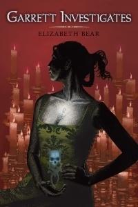 Couverture du livre : New Amsterdam, Tome 5 : Garrett Investigates