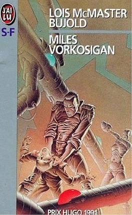 Couverture du livre : Miles Vorkosigan