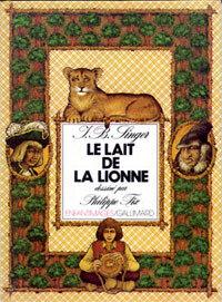 Couverture du livre : Le Lait de la Lionne