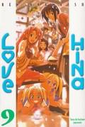 Love Hina, tomes 9 & 10
