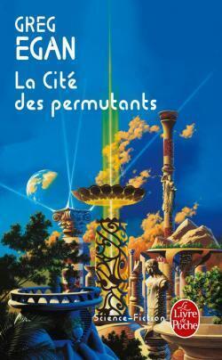 Couverture du livre : La cité des permutants