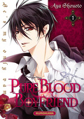 Pure blood boyfriend : He's my only vampire, Tome 1