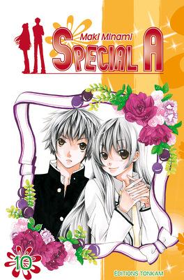 Couverture du livre : Special A, tome 10